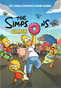 The Simpsons filmen 2007 poster Matt Groening