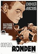 Sista ronden 1939 poster Buck Jones
