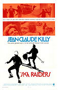 The Ski Raiders 1972 poster Jean-Claude Killy George Englund