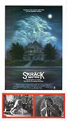 Skräcknatten 1985 poster Chris Sarandon Tom Holland