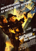 Sky Captain and the World of Tomorrow 2004 poster Gwyneth Paltrow