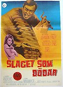 Slaget som dödar 1968 poster Richard Johnson
