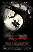 Sleepy Hollow Poster 68x102cm USA B RO original
