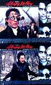 Sleepy Hollow 1999 lobbykort Johnny Depp Tim Burton