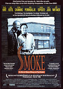 Smoke 1995 poster William Hurt