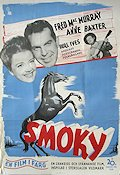 Smoky 1946 poster Anne Baxter