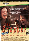 The Snapper 1993 poster Tina Kellegher Stephen Frears