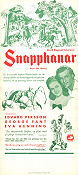 Snapphanar 1944 poster Edvard Persson
