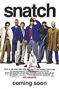 Snatch Poster reproduction RO 66x96