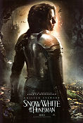 Snow white and the Huntsman 2012 poster Kristen Stewart