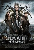 Snow white and the Huntsman 2012 poster Kristen Stewart Rupert Sanders