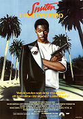 Snuten i Hollywood 1984 poster Eddie Murphy