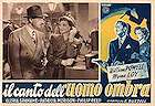 Song of the Thin Man Poster Italy NM 48x34 original