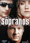 The Sopranos DVD 2002 poster James Gandolfini