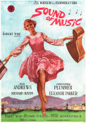 Sound of Music Poster 70x100cm FN original