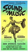 Sound of Music Poster 30x70cm FN original