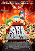 South Park 1999 poster