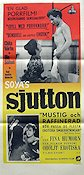 Soyas sjutton 1966 poster Ghita Nörby