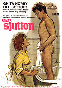 Soyas sjutton 1965 poster Ghita Nörby Annelise Meineche