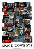 Space Cowboys Poster 70x100cm advance RO original