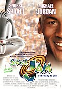 Space Jam Poster 70x100cm RO original