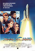 SpaceCamp 1986 poster Kate Capshaw