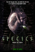 Species 1995 poster Natasha Henstridge