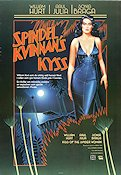 Spindelkvinnans kyss 1985 poster William Hurt
