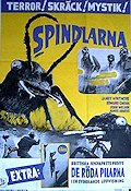 Spindlarna 1970 poster James Whitmore
