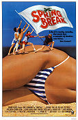 Spring Break Poster 68x102cm USA FN original