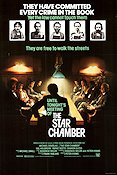 The Star Chamber Poster 68x102cm USA RO original
