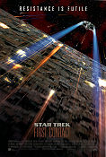 Star Trek First Contact Poster 68x102cm USA B RO original