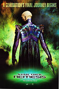 Star Trek: Nemesis Poster 68x102cm USA advance RO original