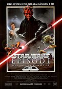 Star Wars Episod I 1999 poster Liam Neeson George Lucas