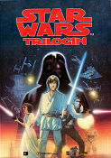 Star Wars trilogin Poster 70x100cm RO original