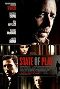 State of Play 2009 poster Russell Crowe