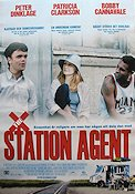 The Station Agent Poster 70x100cm RO original