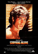 Staying Alive Poster 70x100cm FN original