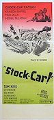 Stock-Car Poster 30x70cm FN original