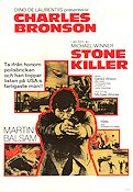 The Stone Killer Poster 70x100cm FN original