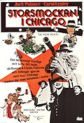 Storsmockan i Chicago 1975 poster Jack Palance William H Bushnell