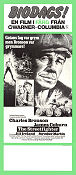 The Streetfighter 1975 poster Charles Bronson Walter Hill