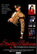 Strictly Ballroom 1996 poster Paul Mercurio Baz Luhrmann