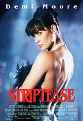 Striptease Poster 70x100cm RO original