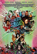 Suicide Squad 2016 poster Will Smith David Ayer