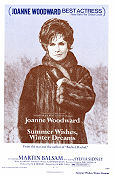 Summer Wishes Winter Dreams 1973 poster Joanne Woodward