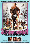 Superflyingman 1980 poster Donald Pleasance