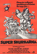 Superskurkarna 1978 poster Peter Fonda Richard T Heffron