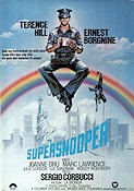 Supersnooper Poster 70x100cm FN-NM original