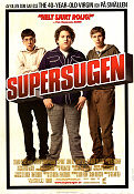 Supersugen 2007 poster Michael Cera Greg Mottola